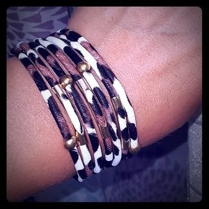 Jewelry - OFFER $32 Snazzy Magnetic Wrap/Bangle, ($48)